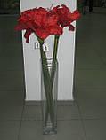 Амариллис, Н 116 см, Искусственные цветы, Днепропетровск, фото 5