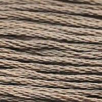 Мулине DMC (ДМС) для вышивания, №3790, Beige Grey - ultra dk  (Бежево-серый, ультра т. )