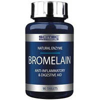 Жиросжигатель Scitec Nutrition Bromelain 500mg 90 caps