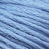 Мулине DMC (ДМС) для вышивания, №3840, Lavender Blue - lt  (Лавандово-синий, св. )