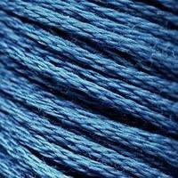 Мулине DMC (ДМС) для вышивания, №3842, Wedgwood - dk  (Пыльно-синий, т. )