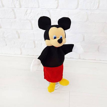 Кукольный театр Weber Toys Микки Маус 36см  (мальчик)(315)