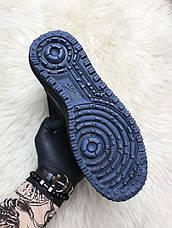 Кроссовки мужские Nike Lunar Force 1 Duckboot '17 черные (Top replic), фото 2