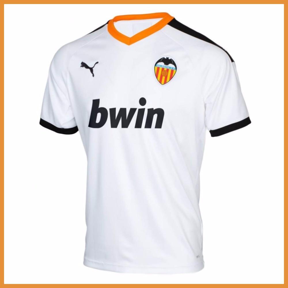 Футболка Валенсия (Valencia), дом/белый сезон 19/20