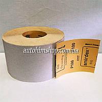 SMIRDEX Абразивная бумага в рулонах сухая P100 1х0,15м
