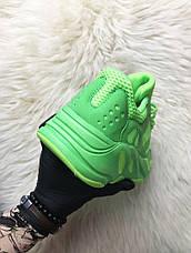 Кроссовки мужские Adidas Yeezy Boost 700 зеленые (Top replic), фото 3