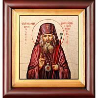 Икона Святитель Иоанн Шанхайский 25,5X23,5X4,5 см 02-301
