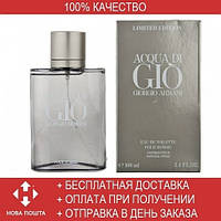 Giorgio Armani Acqua di Gio Pour Homme Limited Edition EDT 100ml (туалетная вода Джорджио Армани Аква ди Джио Пур Хом Лимитед Эдишен)