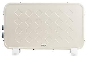 Конвектор электрический ECG TK 2030 T 1200/2000 Вт Белый, фото 2