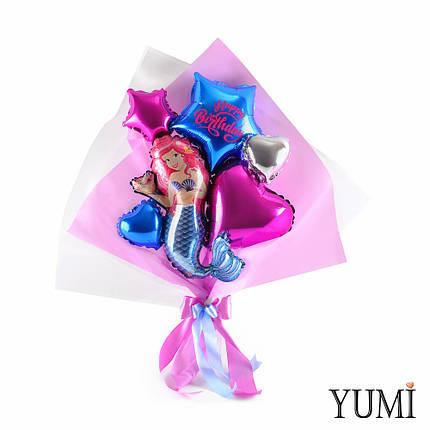 Букет из мини-фигур с русалочкой, фото 2