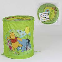 Корзина для игрушек А 01065 (60) в кульке