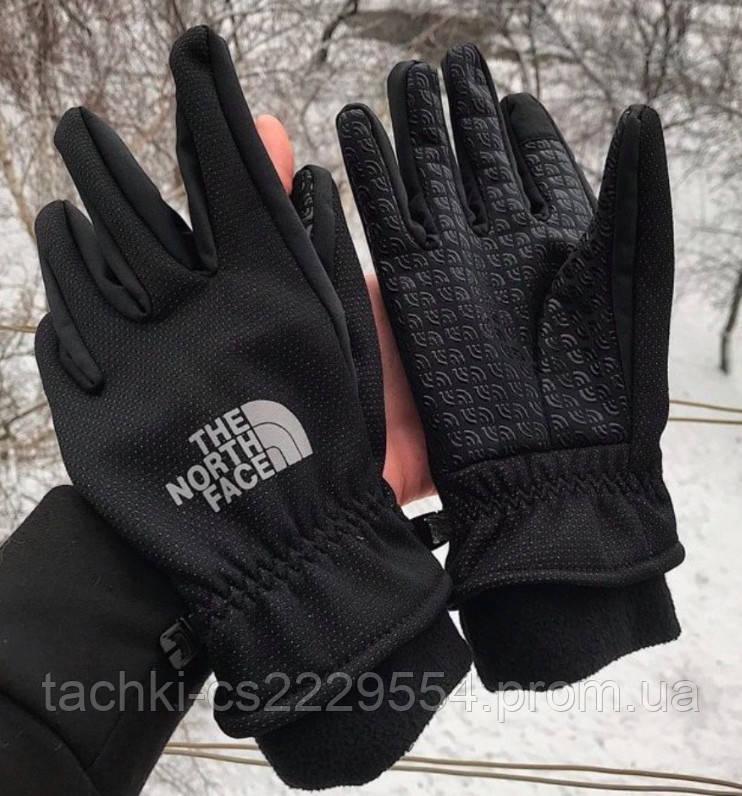 Мужские зимние перчатки The North Face
