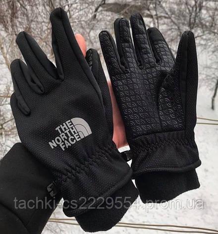 Мужские зимние перчатки The North Face, фото 2