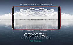 Защитная пленка для Meizu Note 8, Nillkin Crystal