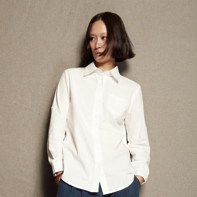 Блузы , рубашки с длинным рукавом