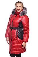 Куртка зимняя удлиненная., фото 1