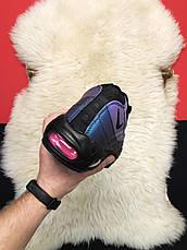 Кроссовки мужские Nike Air Max 95 черные-фиолетовые (Top replic), фото 2