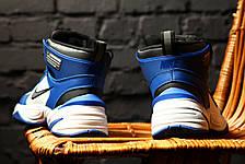 Кроссовки теплые мужские Nike M2K Tekno Winter синие (Top replic), фото 3