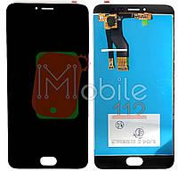 Модуль для Meizu M3 Note M681H, M681Q, M681C (Дисплей + тачскрин), чёрный оригинал PRC