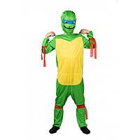 Маскарадный детский костюм Черепашки ниндзя