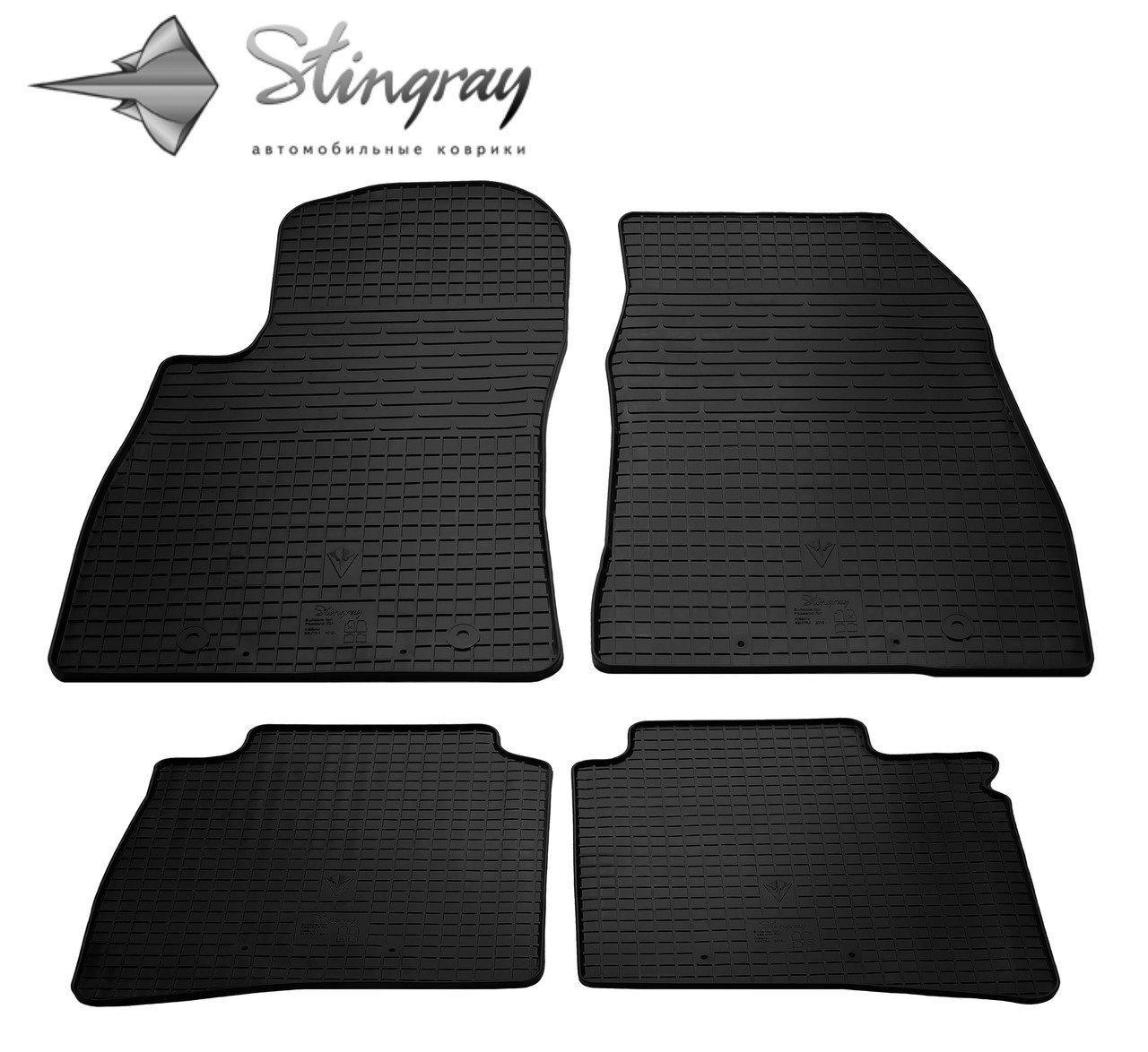 Автомобільні килимки на Nissan Sentra B17 2015 - Stingray