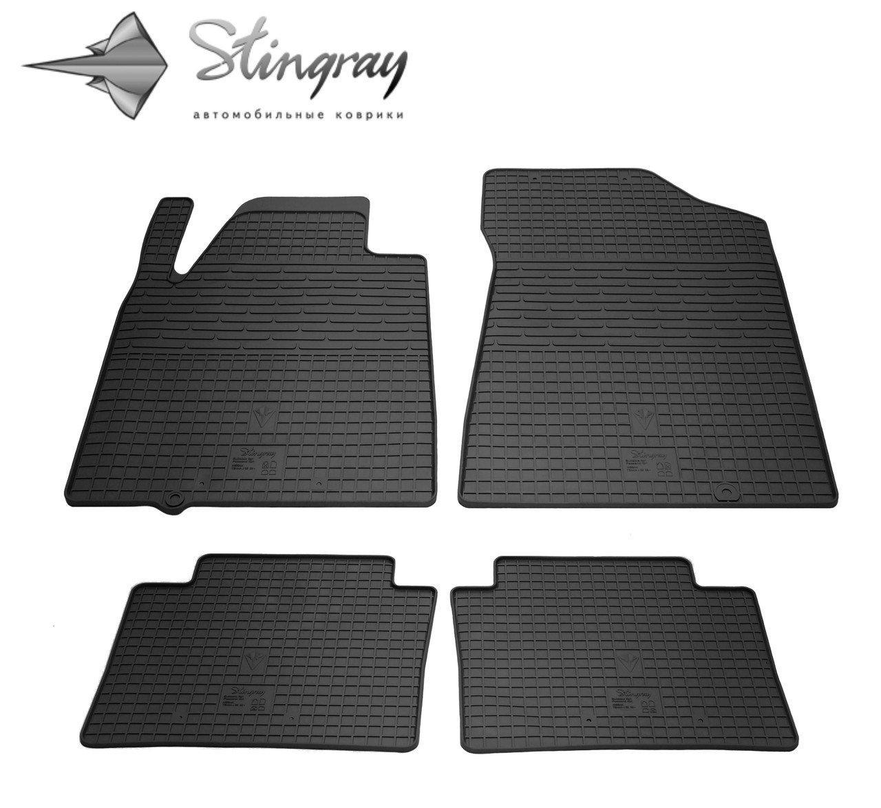 Автомобильные коврики на Nissan Teana J32 2008-2014 Stingray