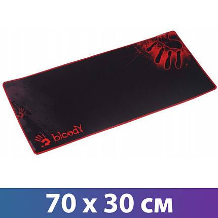 Ігровий килимок для миші Bloody B-087S (70 х 30 мм), фото 2