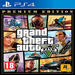 GTA V Premium Edition SUB PS4 (NEW)