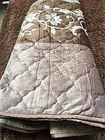 Двухстороннее покрывало на кровать Флиз-микрофибра 210*230