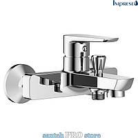 Смеситель для ванны IMPRESE BRECLAV, хром, 35мм.