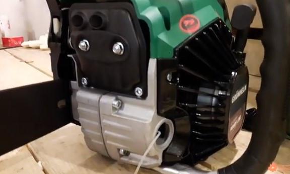 двигатель Grunhelm GS-4500MG