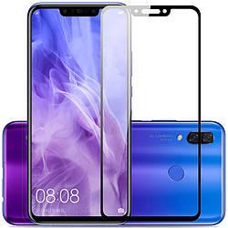Защитное стекло для Huawei Nova 3, Mocolo (full glue)