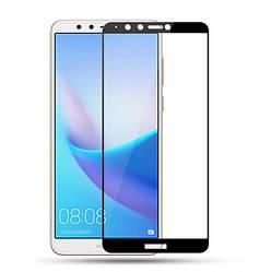Защитное стекло для Huawei Y6 (2018), Mocolo (full glue)