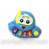 Развивающая музыкальная игрушка Осьминожка ZYE-00021
