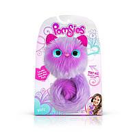 Интерактивная игрушка кошечка Виола Помсис Pomsies Boots фиолетовая