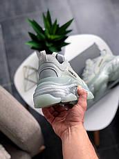 Кроссовки женские Balenciaga Triple-S серые Sneaker (Top replic), фото 3
