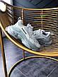 Кроссовки женские Balenciaga Triple-S серые Sneaker (Top replic), фото 4