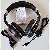 Беспроводные bluetooth наушники-гарнитура Bluedio H Turbine 36 часов музыки, фото 9
