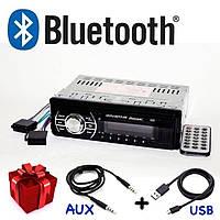 Автомагнитола с блютузом \ Bluetooth - Pioneer - USB \ AUX \ micro SD \ FM