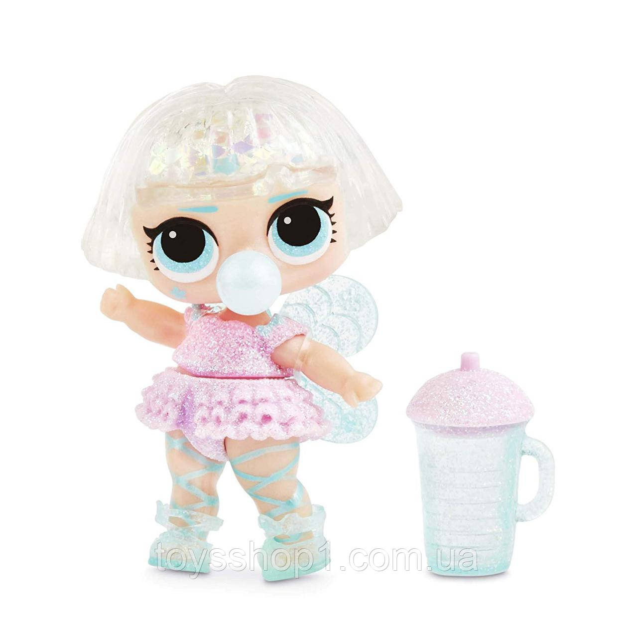 Кукла L.O.L. Surprise Зимнее диско, шар Лол Винтер Диско L ...