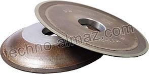 Алмазные круги 12R4 125 3 2 32 мм