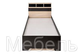 Кровать одинарная Эдем 2 SV Мебель 930*850*2032