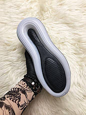 Кроссовки женские Nike Air Max 720 серые (Top replic), фото 3