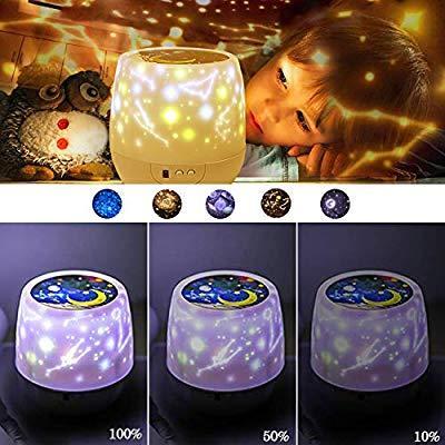 Ночник-проектор Starry Sky Projector световой прожектор