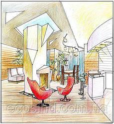 Дизайн квартиры в Одессе