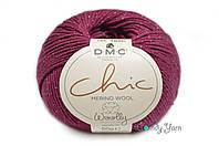 DMC WOOLLY Chic, Азалия №511