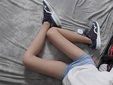 Кроссовки женские Adidas ZX 500 RM фиолетовые (Top replic), фото 3