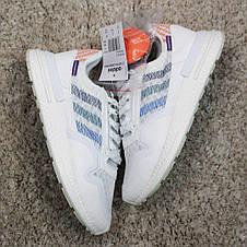 Кроссовки женские Adidas ZX 500 Commonwealth белые (Top replic), фото 3