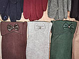 Трикотаж с сенсором женские перчатки для работы на телефоне плоншете ANJELA(только ОПТ), фото 2
