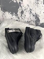 Кроссовки женские Rick Owens × Adidas Mastodon Pro II черные (Top replic), фото 2